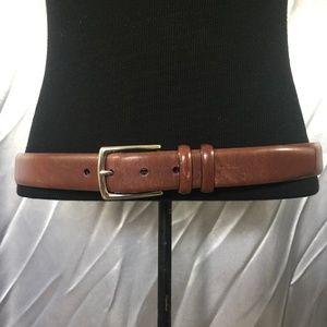 Polo Ralph Lauren mens leather belt